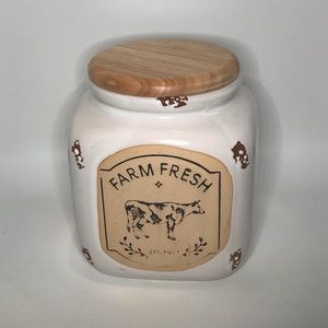Cookie Jar Farmhouse style